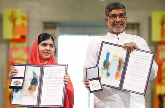 صورة رقم 8 - إليكم الفائزون والفائزات بجائزة نوبل للسلام في السنوات العشر الماضية