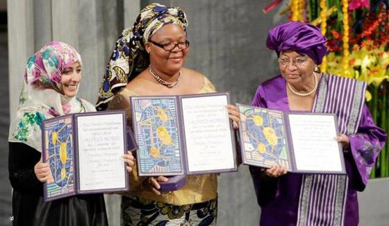 صورة رقم 11 - إليكم الفائزون والفائزات بجائزة نوبل للسلام في السنوات العشر الماضية