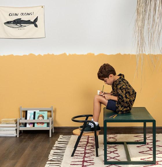 صورة رقم 2 - 4 أفكار مُبدعة لتجديد غرفة أطفالكم في موسم العودة إلى المدارس