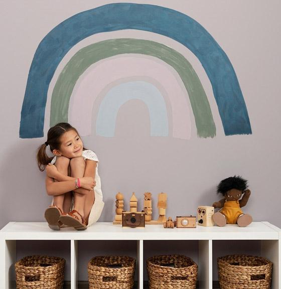 صورة رقم 4 - 4 أفكار مُبدعة لتجديد غرفة أطفالكم في موسم العودة إلى المدارس