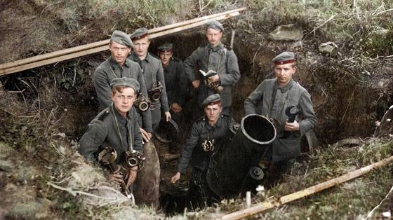 صورة رقم 1 - اتفاقية تنصل منها الروس كادت أن تغير مجرى الحرب الأولى
