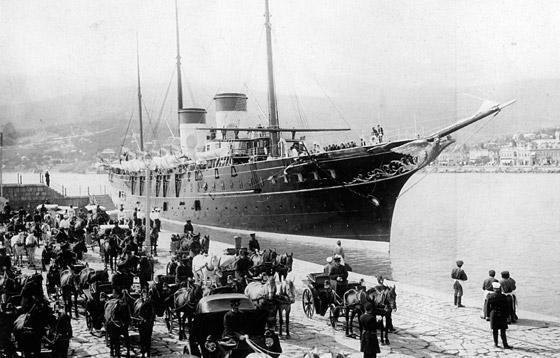 صورة رقم 4 - اتفاقية تنصل منها الروس كادت أن تغير مجرى الحرب الأولى