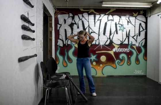 صورة رقم 3 - قاعة للتنفيس عن الغضب الناجم عن كورونا في فنلندا