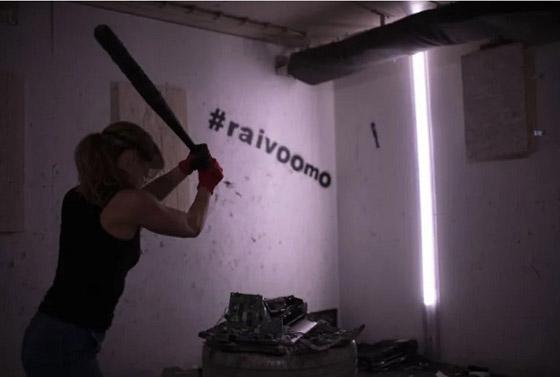 صورة رقم 4 - قاعة للتنفيس عن الغضب الناجم عن كورونا في فنلندا