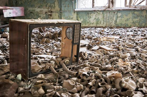 أوكرانيا تعرض بيوتا للإيجار بمدينة تشرنوبل مقابل 11 دولارا شهريا فقط صورة رقم 4