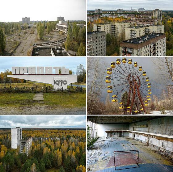 أوكرانيا تعرض بيوتا للإيجار بمدينة تشرنوبل مقابل 11 دولارا شهريا فقط صورة رقم 6