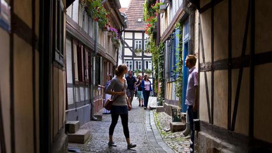 صورة رقم 3 - مدن ألمانية قديمة تخطف الأنظار.. جمال ساحر وعبق من التاريخ
