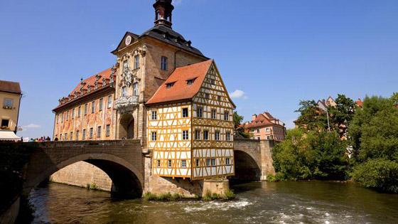 صورة رقم 6 - مدن ألمانية قديمة تخطف الأنظار.. جمال ساحر وعبق من التاريخ