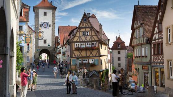 صورة رقم 8 - مدن ألمانية قديمة تخطف الأنظار.. جمال ساحر وعبق من التاريخ