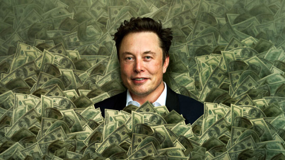 إيلون ماسك يتصدر أغنياء العالم متقدما على جيف بيزوس.. لن تصدق ثروته! صورة رقم 5
