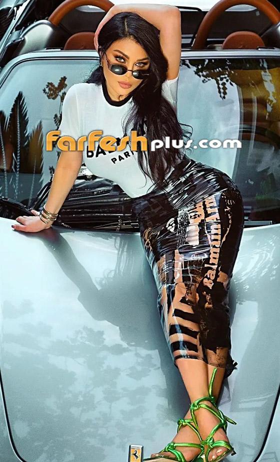 صور ملكة جمال روسيا مع هيفاء وهبي في دبي.. أيهما أجمل؟ صورة رقم 12