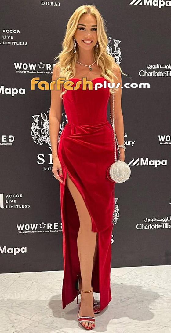 صور ملكة جمال روسيا مع هيفاء وهبي في دبي.. أيهما أجمل؟ صورة رقم 5