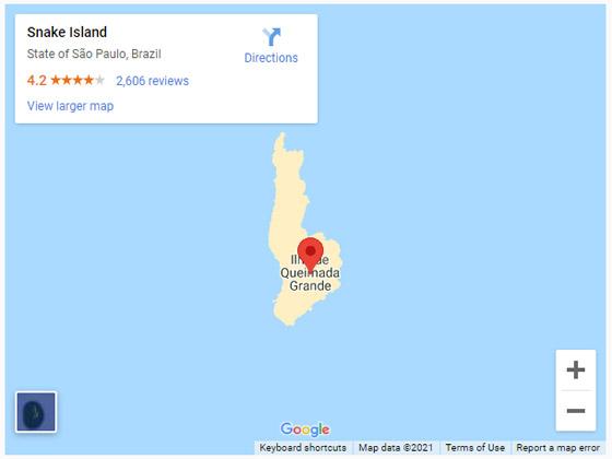 دخولها يحتاج لإذن رسمي من الحكومة.. تعرفوا على أخطر جزيرة في العالم صورة رقم 3