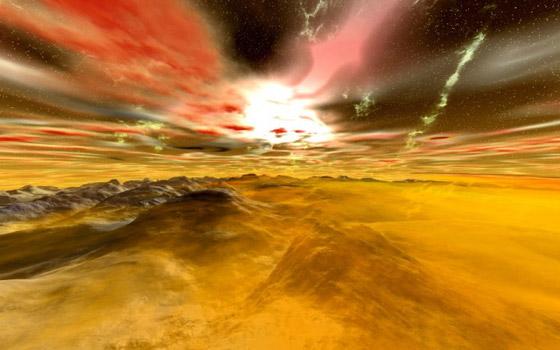 تعرفوا على الطقس والظروف الجوية الأكثر تطرفا على الكواكب الأخرى صورة رقم 5