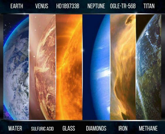 تعرفوا على الطقس والظروف الجوية الأكثر تطرفا على الكواكب الأخرى صورة رقم 11