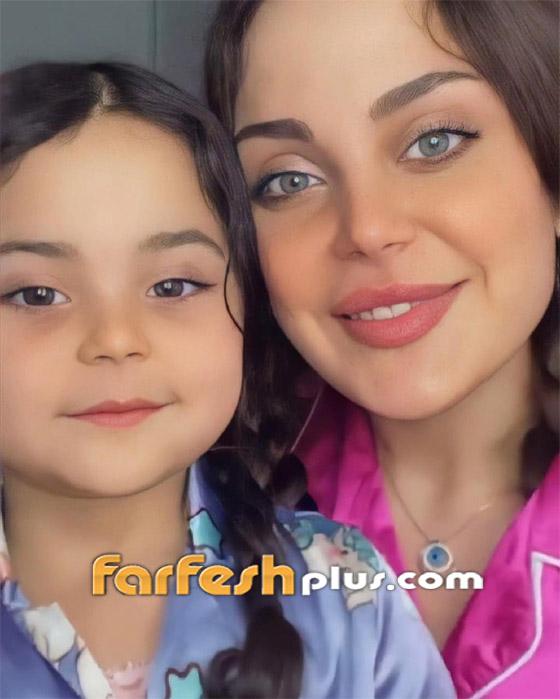 صورة رقم 12 - فيديو: حفيدة هيفاء وهبي تستعرض فساتينها على أغنية جدتها