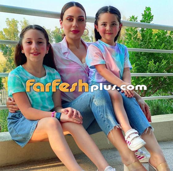 صورة رقم 18 - فيديو: حفيدة هيفاء وهبي تستعرض فساتينها على أغنية جدتها