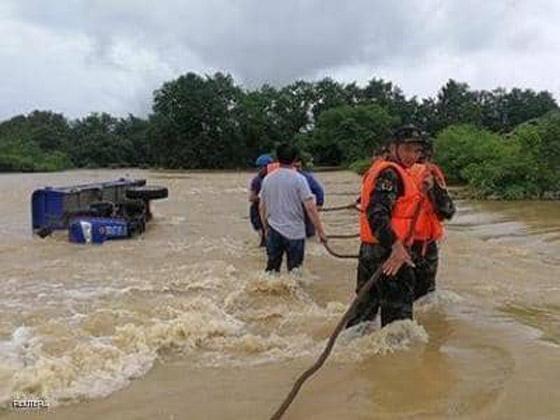 صورة رقم 2 - فيضانات كارثية تجتاح الصين.. قتلى بالمئات وخسائر بالمليارات