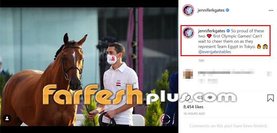 صورة رقم 4 - بيل غيتس يدعم زوج ابنته المصري المشارك بالأولمبياد: حظا سعيدا يا نائل