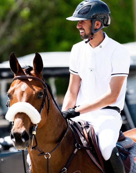 صورة رقم 2 - بيل غيتس يدعم زوج ابنته المصري المشارك بالأولمبياد: حظا سعيدا يا نائل