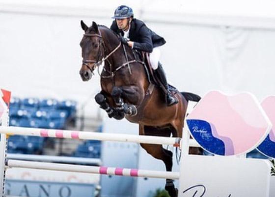 صورة رقم 5 - بيل غيتس يدعم زوج ابنته المصري المشارك بالأولمبياد: حظا سعيدا يا نائل