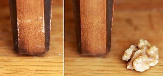صورة رقم 2 - حيلة لإزالة الخدوش من الأرضيات الخشبية