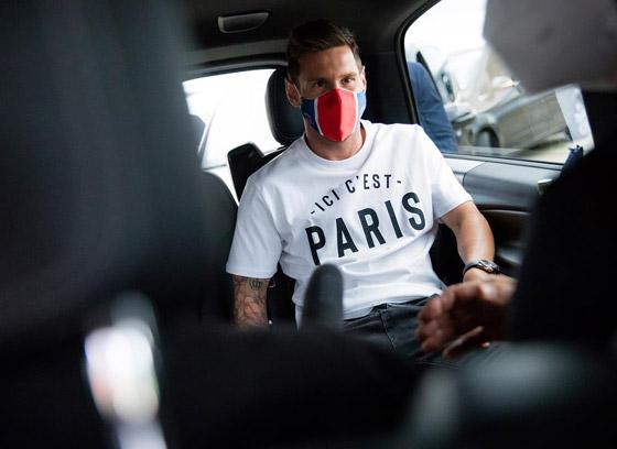 صورة رقم 7 - باريس سان جيرمان يتعاقد مع ميسي رسميا: عقده يمتد لعامين وسيحمل الرقم 30
