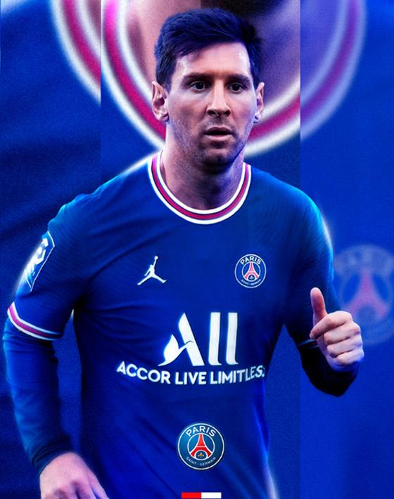 صورة رقم 20 - باريس سان جيرمان يتعاقد مع ميسي رسميا: عقده يمتد لعامين وسيحمل الرقم 30