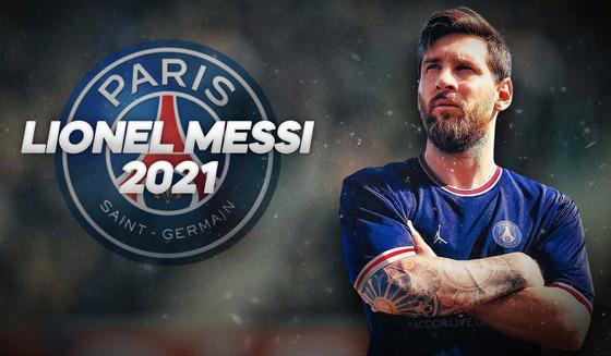 صورة رقم 23 - باريس سان جيرمان يتعاقد مع ميسي رسميا: عقده يمتد لعامين وسيحمل الرقم 30