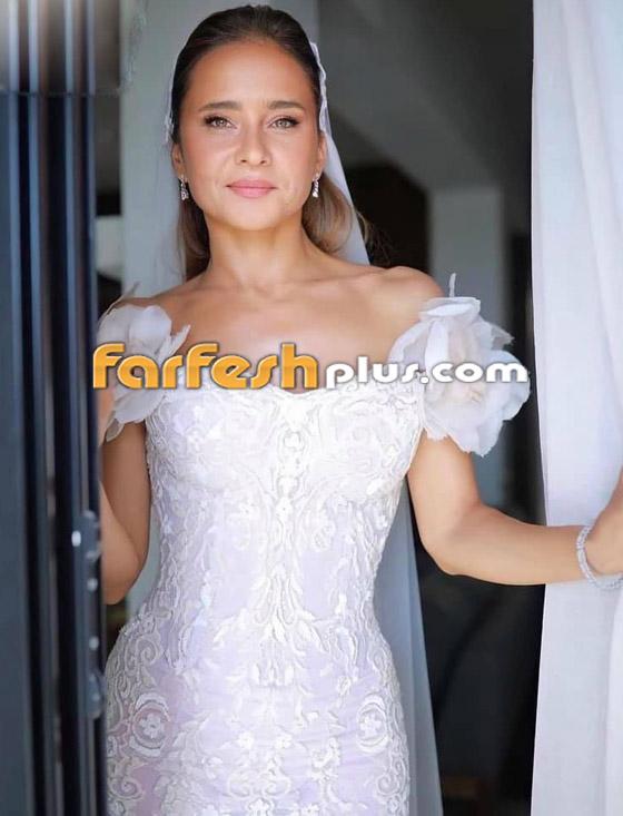 صورة رقم 14 - فيديو وصور نيللي كريم: الفرح على العريس كفاية على العروسة الفستان