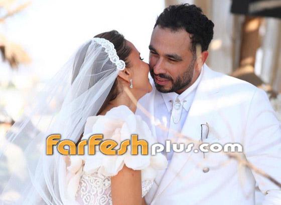 صورة رقم 16 - فيديو وصور نيللي كريم: الفرح على العريس كفاية على العروسة الفستان
