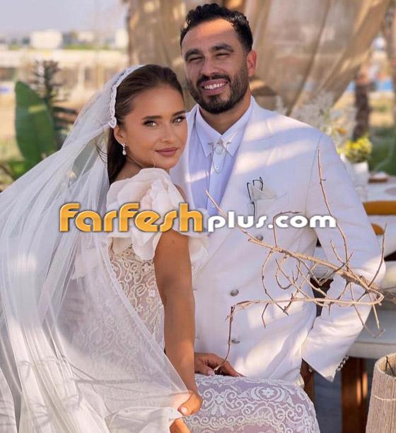 صورة رقم 17 - فيديو وصور نيللي كريم: الفرح على العريس كفاية على العروسة الفستان
