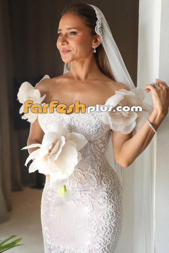 صورة رقم 18 - فيديو وصور نيللي كريم: الفرح على العريس كفاية على العروسة الفستان