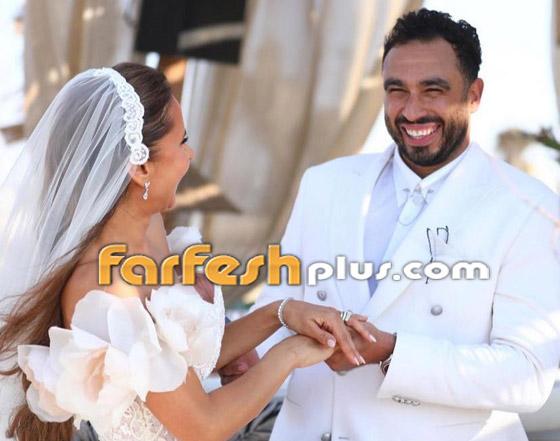 صورة رقم 19 - فيديو وصور نيللي كريم: الفرح على العريس كفاية على العروسة الفستان