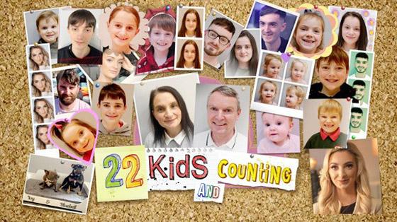صورة رقم 1 - فيديو وصور: أم أكبر عائلة بريطانية (22 ولدا وبنتا) تروي أطرف وأصعب المواقف