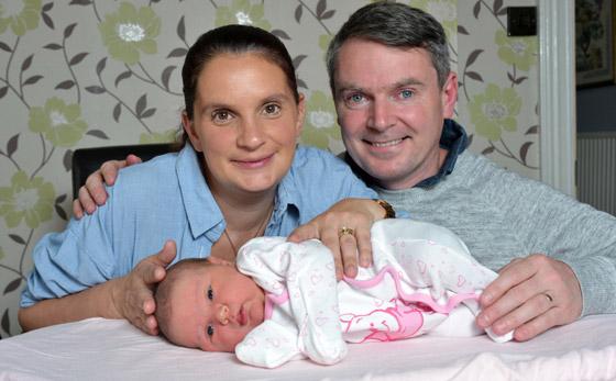 صورة رقم 19 - فيديو وصور: أم أكبر عائلة بريطانية (22 ولدا وبنتا) تروي أطرف وأصعب المواقف