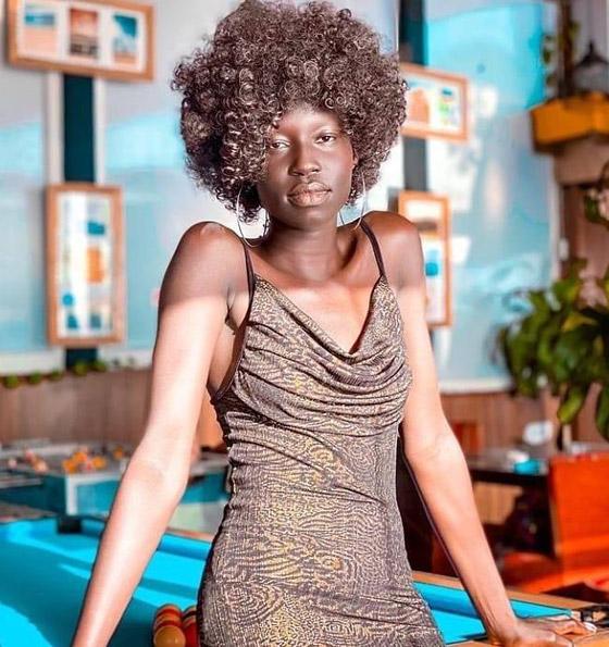 صورة رقم 13 - فيديو وصور: عارضة أزياء سودانية تحارب العنصرية بطريقة أثارت استحسان الجمهور