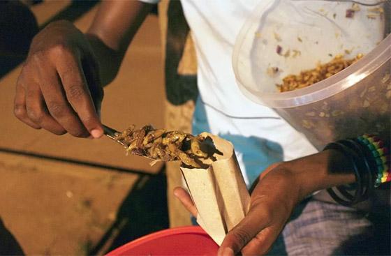 صورة رقم 6 - فطائر الدم والخفافيش المقلية.. إليكم أقرف 10 أطباق في العالم! صور