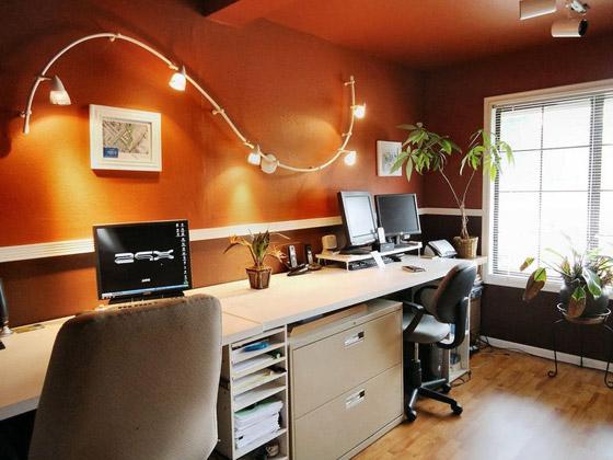 صورة رقم 2 - كيف تحصل على إضاءة جيدة لمكتبك المنزلي؟
