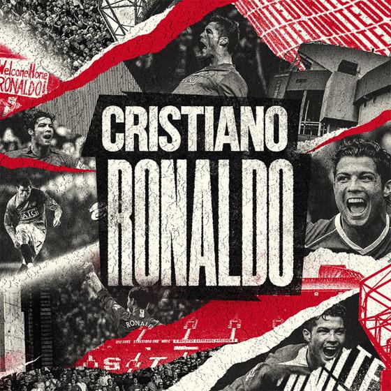 صورة رقم 2 - مانشستر يونايتد يُعلن رسميا عودة مع النجم البرتغالي كريستيانو رونالدو