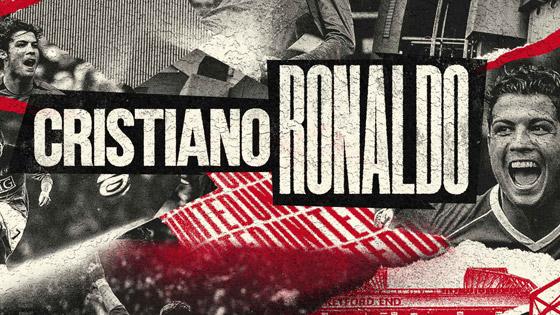 صورة رقم 3 - مانشستر يونايتد يُعلن رسميا عودة مع النجم البرتغالي كريستيانو رونالدو