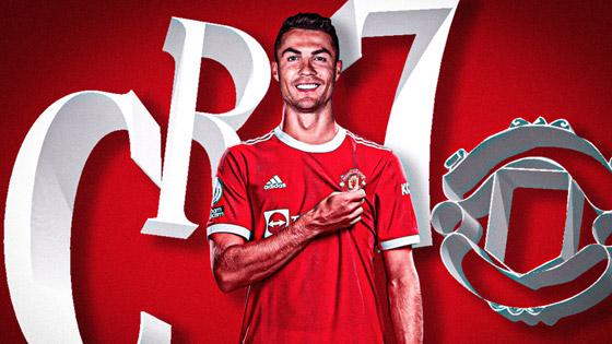صورة رقم 7 - مانشستر يونايتد يُعلن رسميا عودة مع النجم البرتغالي كريستيانو رونالدو