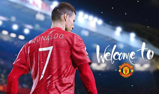 صورة رقم 8 - مانشستر يونايتد يُعلن رسميا عودة مع النجم البرتغالي كريستيانو رونالدو