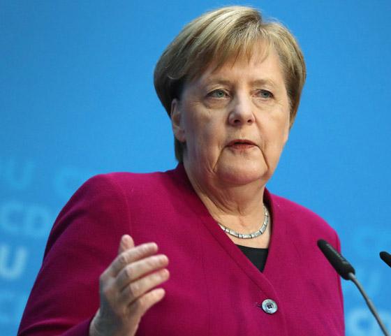 أنجيلا ميركل: أهم المحطات السياسية والمواقف المحرجة في مسيرة المستشارة الألمانية صورة رقم 18