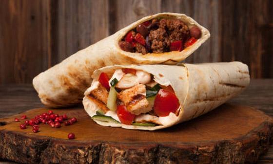 صورة رقم 7 - إليكم طريقة تحضير شاورما الدجاج الصحية واللذيذة للرجيم