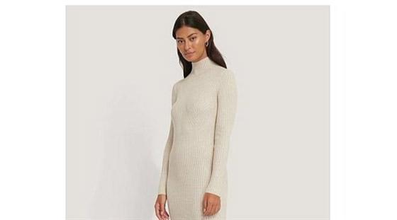 صورة رقم 5 - الفستان التريكو نجم موضة الخريف