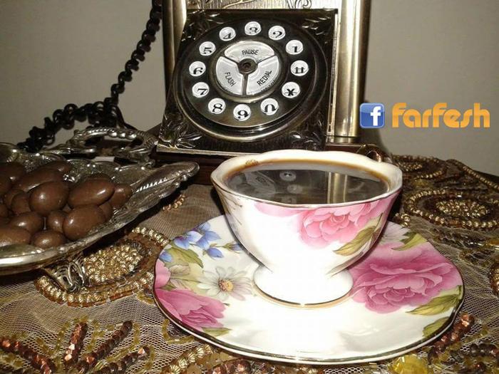 لنستمتع بقهوتنا ، ونحلم بوجود الأحبة حولنا