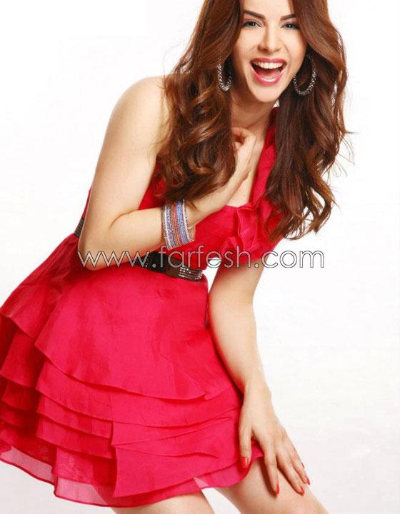 image Feryal yousef famous actress sexy bikini 2014