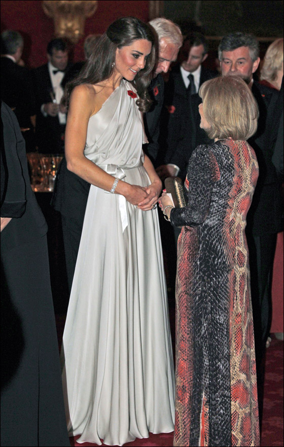 صورة رقم 17 -  12 سيدة يتنافسن على لقب الأكثر أناقةً لعام 2011!