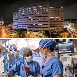 تعرفوا إلى أكبر 5 مستشفيات في العالم